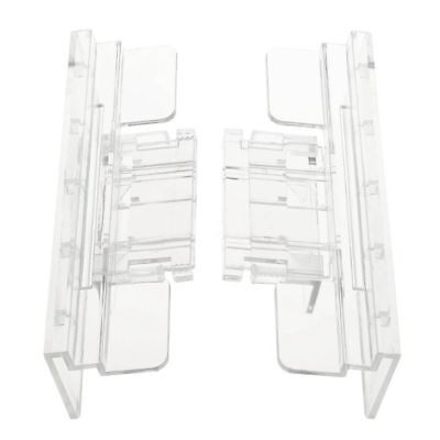 Pairs Aquarium Tank Glass Cover Clip Support Holder 4-12mm C8I4