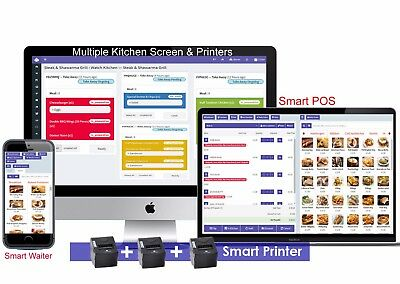 epos till Software for Restaurant, Retail Shop, Takeaways, Bars, Pubs, Cafes,
