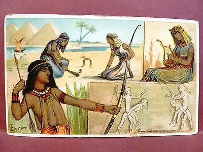 Arbuckle Brothers Coffee Trade Card Egypt #45  1893