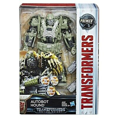 NEW! Hasbro Transformers: The Last Knight Premier Edition Voyager Class Autobot