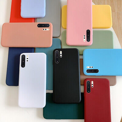 For Samsung Galaxy A9 A7 A8 A6 2018 J7 J5 Slim Shockproof Soft Rubber Case Cover