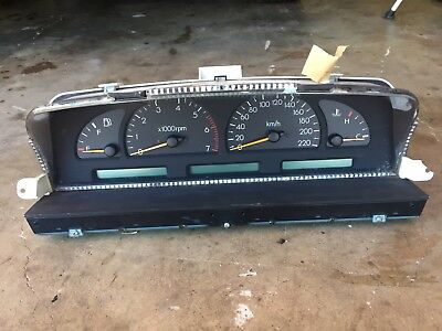 Holden HSV Commodore VN VP VR VS V8 Level 3 Dash cluster