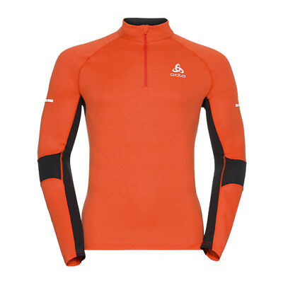 Odlo Omnius Midlayer 1/2 Zip Shirt Running F30352