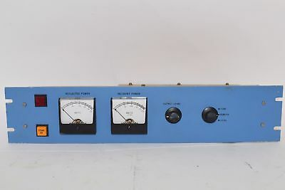 Henry Electronics  2000D RF Generator RF Linear Amplifiers Incident Power Contro