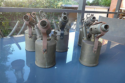 Job lot blowtorches including Primus,Companion,Optimus, Lanray, and 3 Crowns,