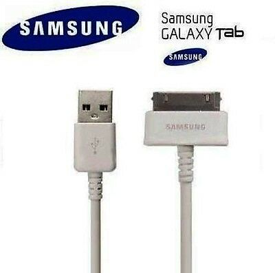"Samsung Galaxy TAB 2 Tablet 7"" 8.9"" 10.1"" USB Data Lead Cable Charger UK"