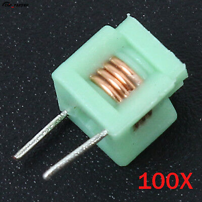 100pcs 3.5T Variable Inductors Coil Adjustable MD0505 5*5-3.5T Hollow Coil