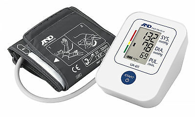 Upper Arm Blood Pressure Monitor Fully Automatic New A&D UA-611