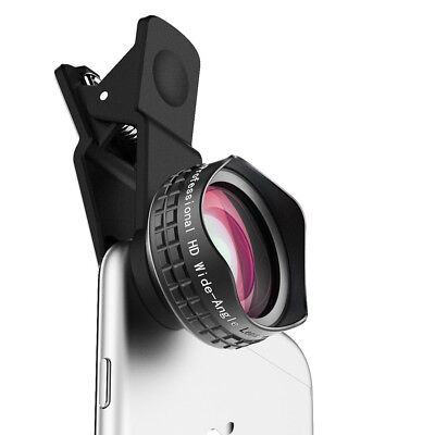 AUKEY PL-WD03 110° Wide Angle Lens with Case and Clip for iPhone 6s/6