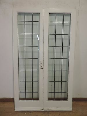 Upvc french doors 1400mm x 2030mm picclick uk for Georgian french doors external
