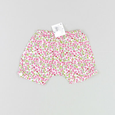 Shorts color Rosa marca Dombi 6 Meses