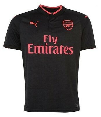 Arsenal Third Kit Shirt 2017-2018 BNWT Fast Delivery
