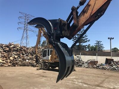 Mechanical Grab for 18 to 20 to 23 ton ton Excavator 18T 20T 23T