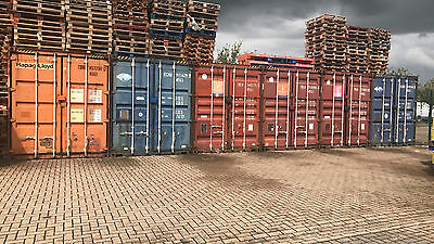 40ft Shipping Container Storage, 10 Available