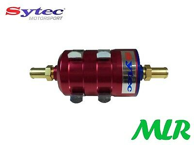 Fse Sytec Motorsport Bullet A9 Fuel Injection Pump Pre-Filter 15Mm Fittings Bbor