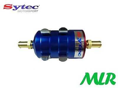 Fse Sytec Motorsport Bullet A9 Fuel Injection Pump Pre-Filter 15Mm Fittings Bbob