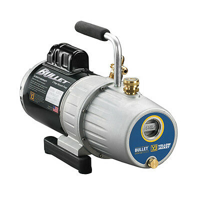 Yellow Jacket Bullet 7 CFM Vacuum Pump  115V/60 Hz Single Phase - 93600