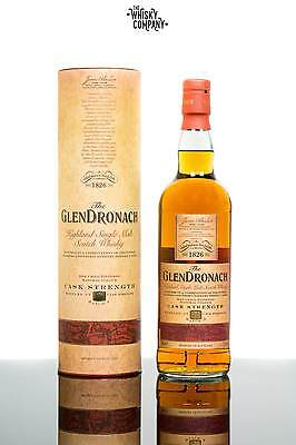 GlenDronach Cask Strength Batch 5 Highland Single Malt Scotch Whisky