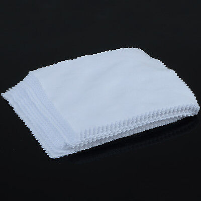 100PCS Microfiber Cleaning Cloth For Camera CellPhone Tab Screens Glasses Lens.