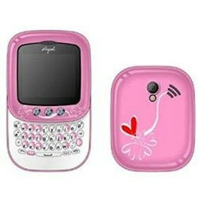 Cellulare Anycool Chery Pink Sweet Years Dual Sim Tastiera Qwerty-Slide
