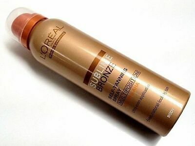 L'Oreal Sublime Bronze Self- Tanning Spray MultiPositioning