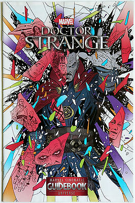 Marvel Cinematic Guidebook Universe - Doctor Strange