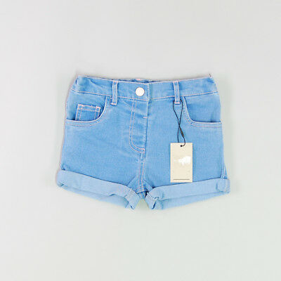 Shorts color Denim claro marca Denim&Co 24 Meses