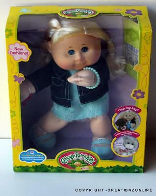 Denise Marnie March 4  Cabbage Patch Kids Doll Brand New 35Cms + Birth Cert