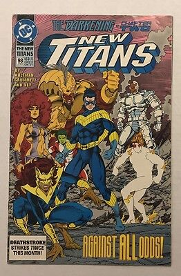 New Teen Titans #98 DC 1993 New Titans