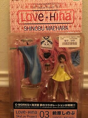 Love Hina 03 Shinobu Maehara SkyLuv Project C-WORKS