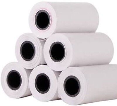 10 rolls Thermal Credit Card Paper 57mm
