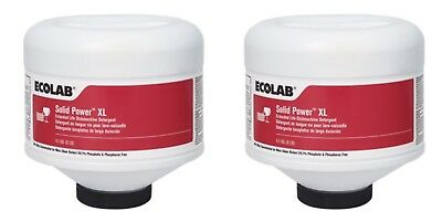 X2 Ecolab Solid Power XL