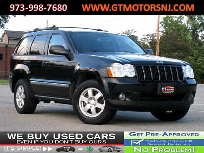 2010 Jeep Grand Cherokee 4WD 4dr Laredo Limited 4WD 4dr Laredo Limited Navigation back up camera leather two heated sunroof sens