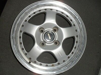 Set Of 4 16X7 F90 Simmons In Good Condition Suit Nissan, Mazda, Ford And Others