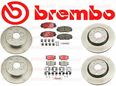 Top Quality Front and Rear Ceramic Brake Pads VTCRDC000130