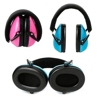 Kids Child Ear Protector Earmuff Noise Cancelling Hearing Protection