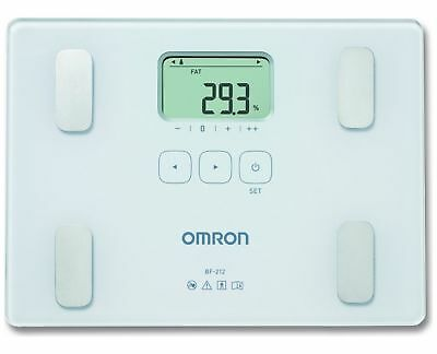 Omron BF212 Body Fat Scales From the Official Argos Shop on ebay