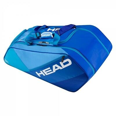 Head Elite 9R Supercombi Tennis Bag Holds Up To 9 Tennis Racquets