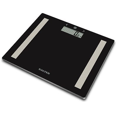 Salter Compact Glass Analyser Scales - Black From the Argos Shop on ebay