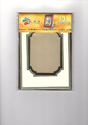 TBZ 3D Picture Making with Frame 539354