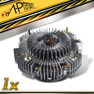 Engine Cooling Fan Clutch New Fits GX470 LX470 4Runner Land Cruiser Sequoia 4.7L