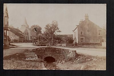 Cotherston - real photographic postcard