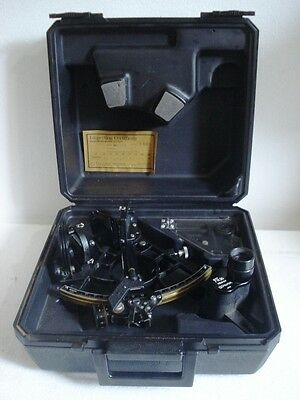 TAMAYA MS 2L Marine Sextant - No. 68358 - Made in JAPAN - 7 x 35 TELESCOPE