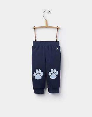 Joules 124462 Baby Boys Cubster Trousers & Paws in French Navy