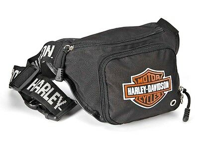 Harley-Davidson Bar & Shield Logo Belt Bauchtasche