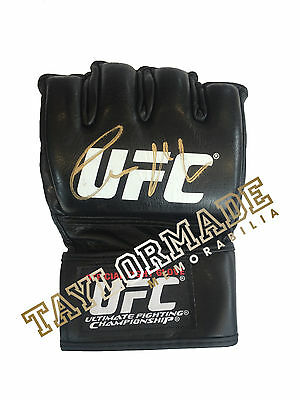 Conor Mcgregor Personally Hand Signed Ufc Glove Ufc Featherweight Champion