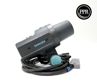Broncolor Pulso 2 1600Ws Professional Studio Strobe Flash Head Only