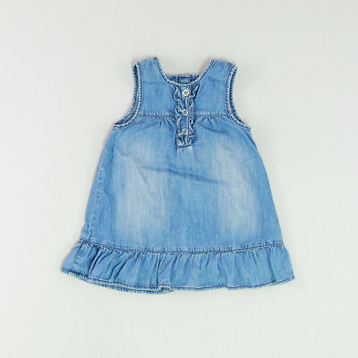 Pichi color Denim claro marca Zara 18 Meses