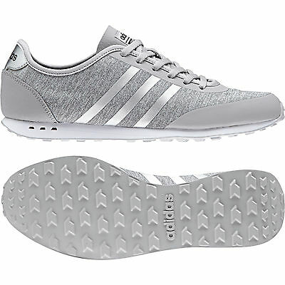 timeless design 0dffb cf2df ADIDAS cloudfoam Style RACER TM W Grey bb9834 NEO Sneaker Donna Scarpe  Sportive