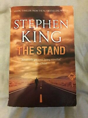The Stand by Stephen King (Hardback, 1994)